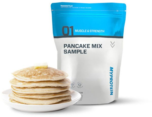 protein pancake mix 1000g. Black Bedroom Furniture Sets. Home Design Ideas