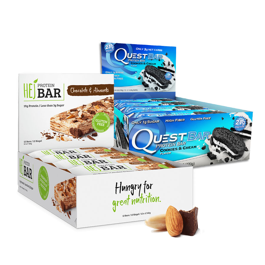protein hejbar 12x60g questbar 12x60g. Black Bedroom Furniture Sets. Home Design Ideas