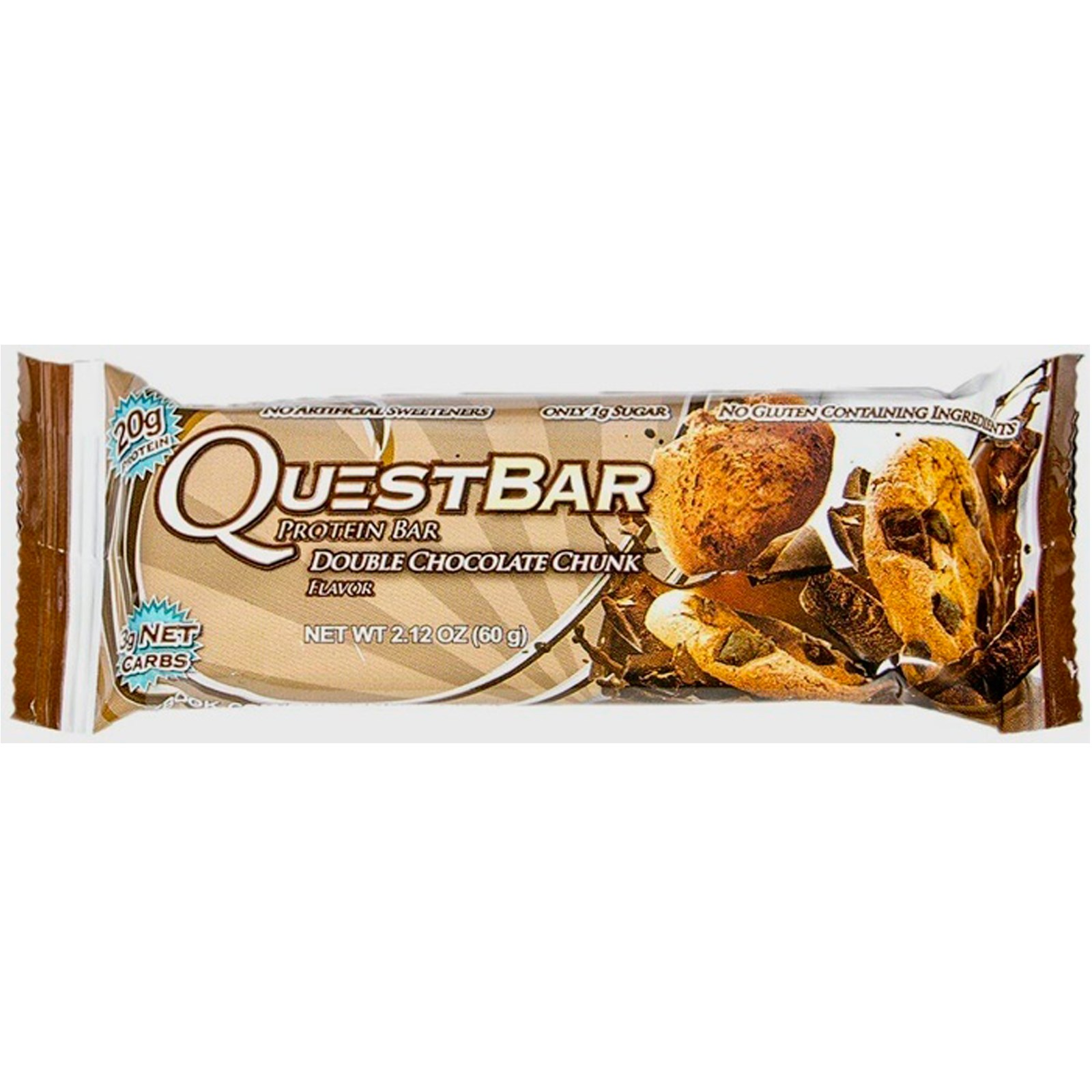 protein quest bar 6x60g frei w hlen. Black Bedroom Furniture Sets. Home Design Ideas